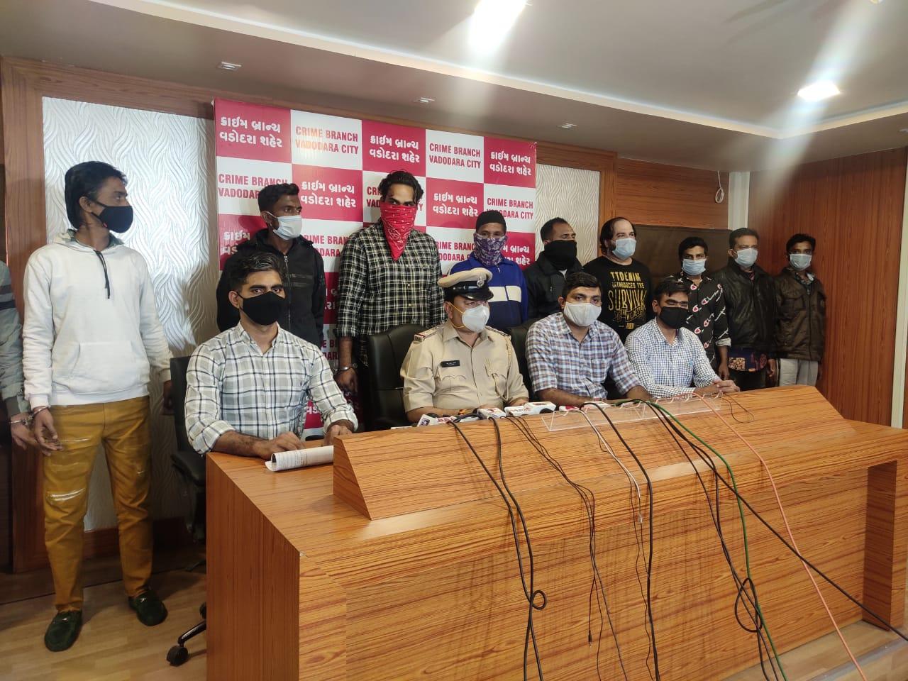 Offence registered under GujCTOC against Bichoo gang in Vadodara