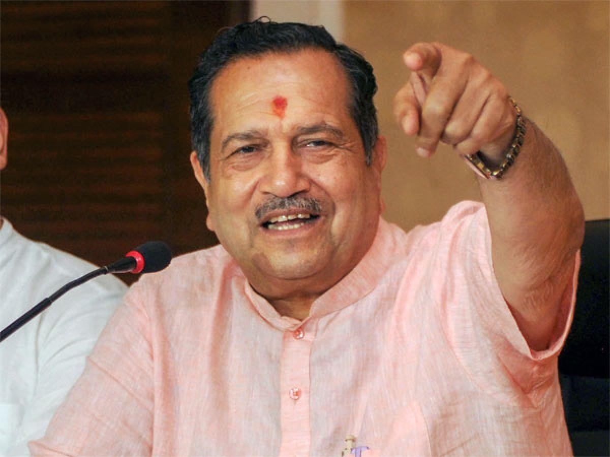 RSS leader Indresh Kumar visited Vadodara