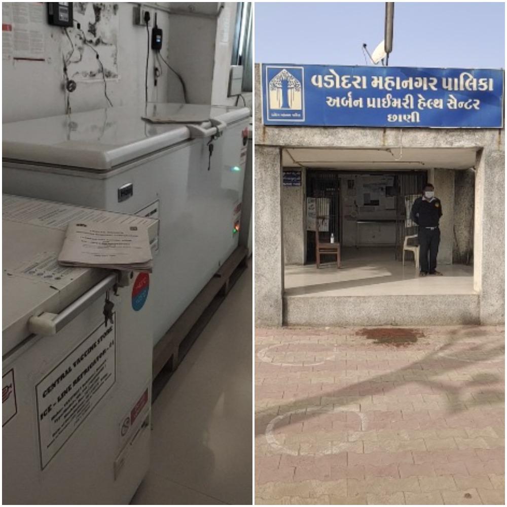 VMC raised all facilities for covid vaccine storage