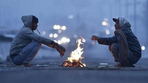 Several parts of North India reel under severe Cold wave