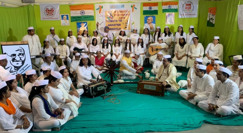 Special programme in memory of Mahatma Gandhi on Martyr's Day