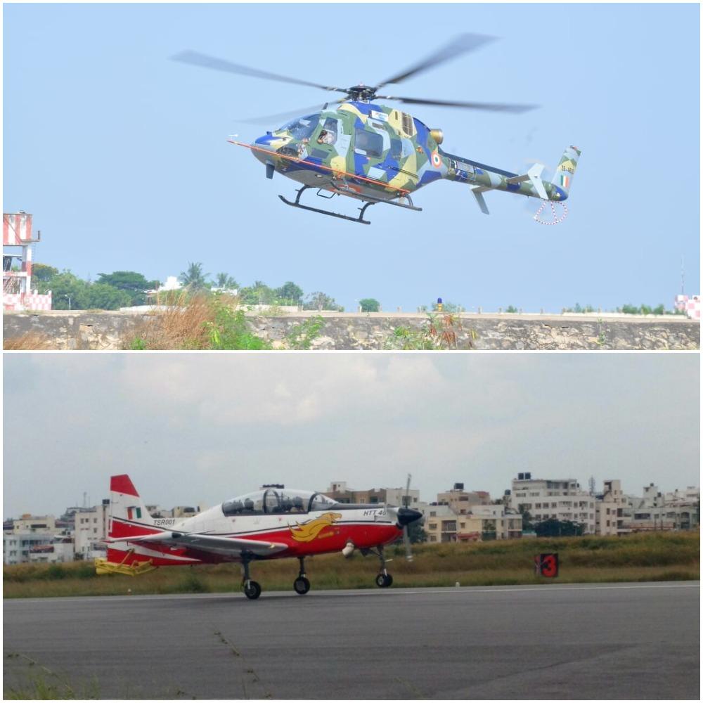 HAL to Showcase 'Aatmanirbhar Formation Flight' in Aero India 2021