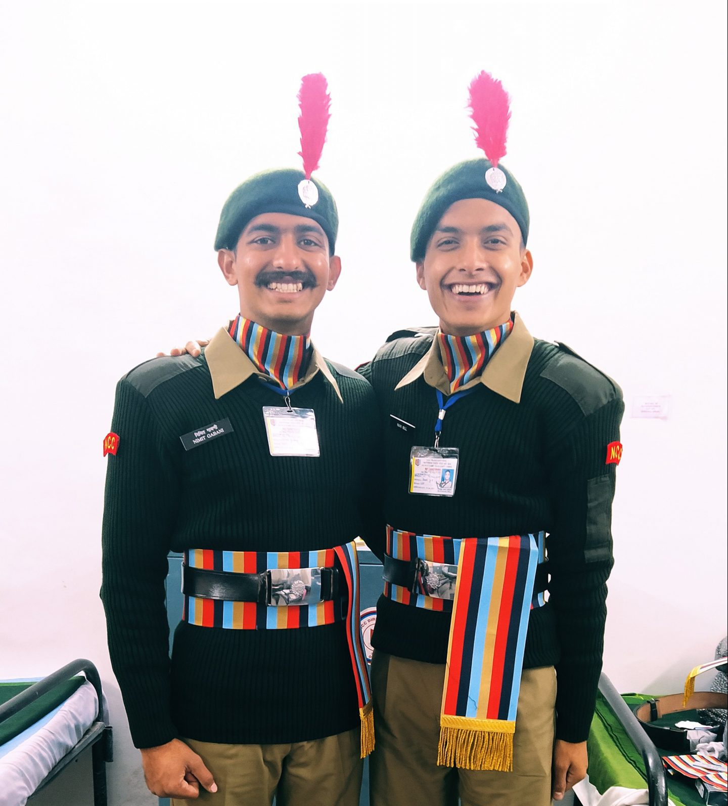 Two cadets from CHARUSAT University to perform in the Republic Day parade at New Delhi