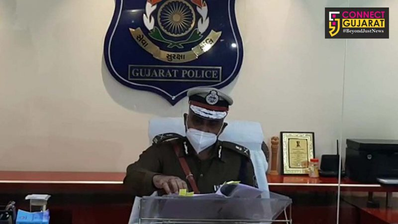 Dr. Shamsher Singh took charge as new Commisioner of police Vadodara on Sunday
