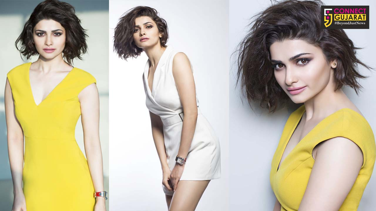 Prachi Desai returns to the silver screen as a cop for the first time in her next 'Silence Can You Hear It'