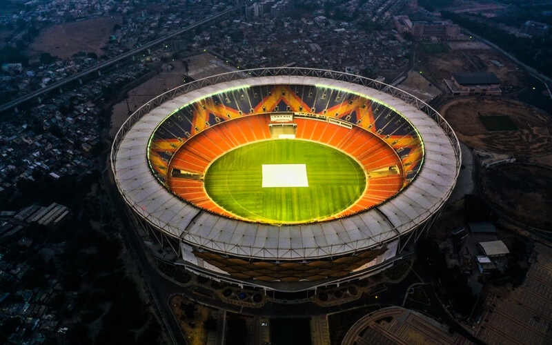 President Ram Nath Kovind to inaugurate world's largest stadium at Motera in Ahmedabad today