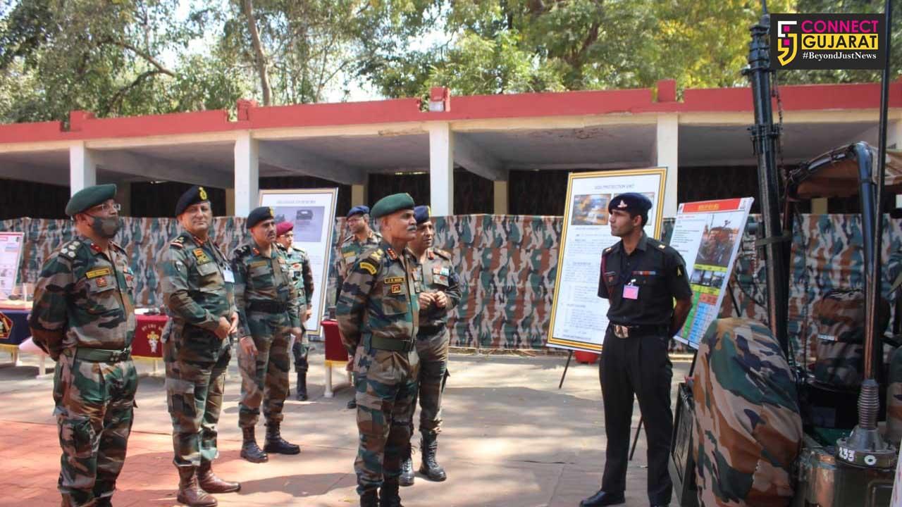 Army Commander Southern Command Lieutenant General JS Nain visits Golden Katar division