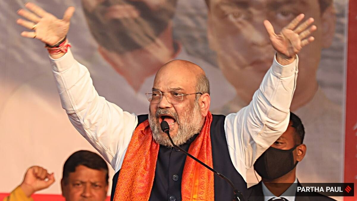 Amit Shah: CAA will be implemented after COVID vaccination ends
