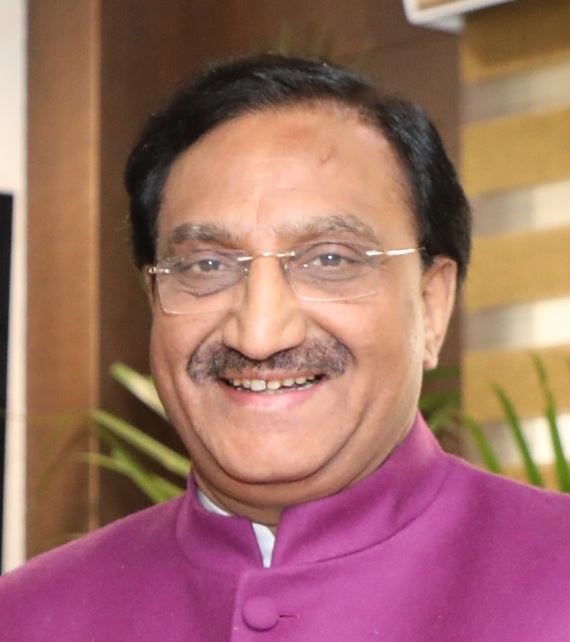Education Minister Ramesh Pokhriyal Nishank stresses on need for reforms in education sector