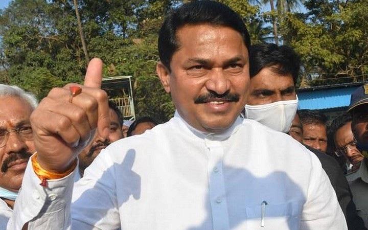 Nana Patole takes charge as Maharashtra Congress chief