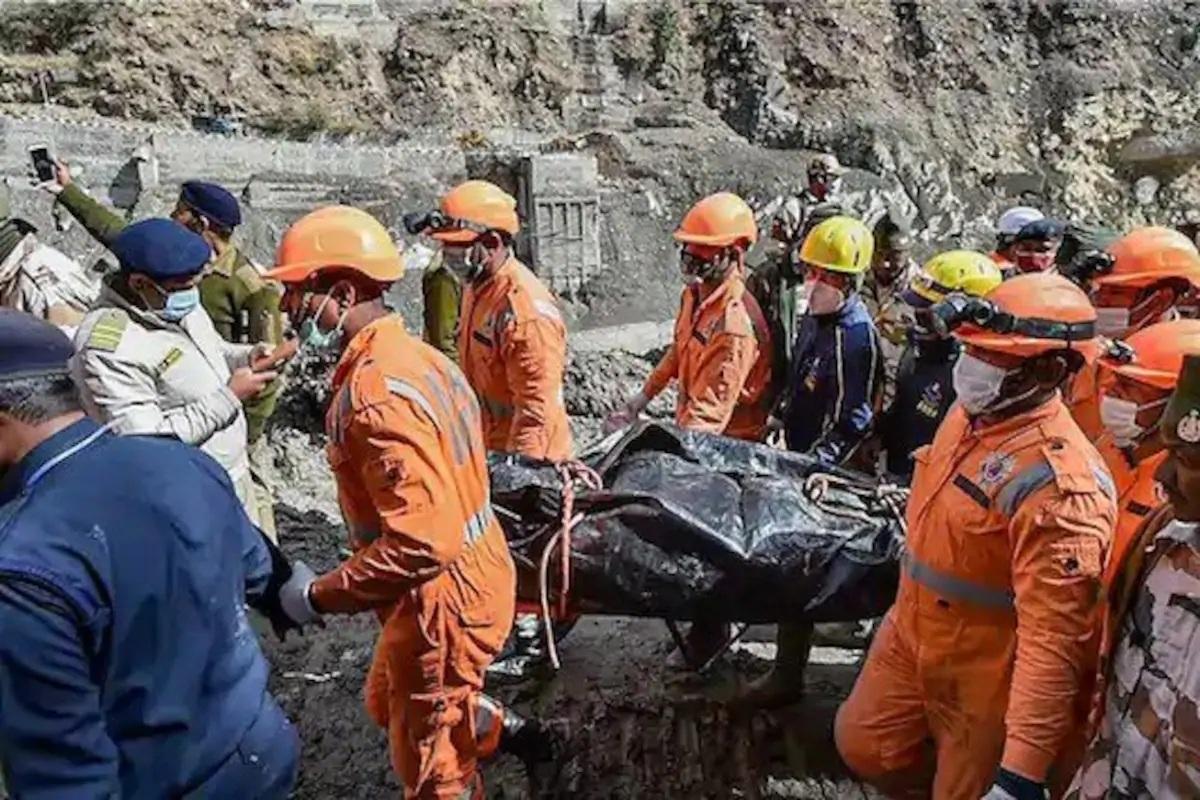 Uttarakhand glacier burst death toll increases to 54
