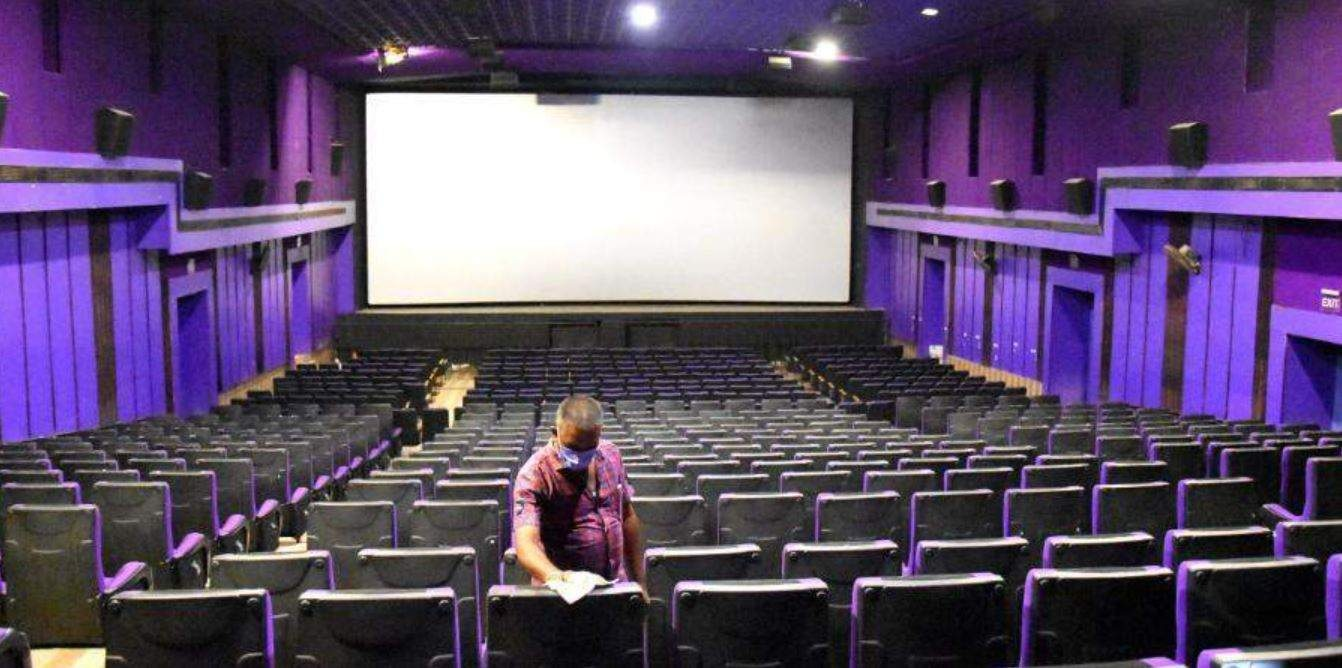 100 per cent occupancy in theatres from today