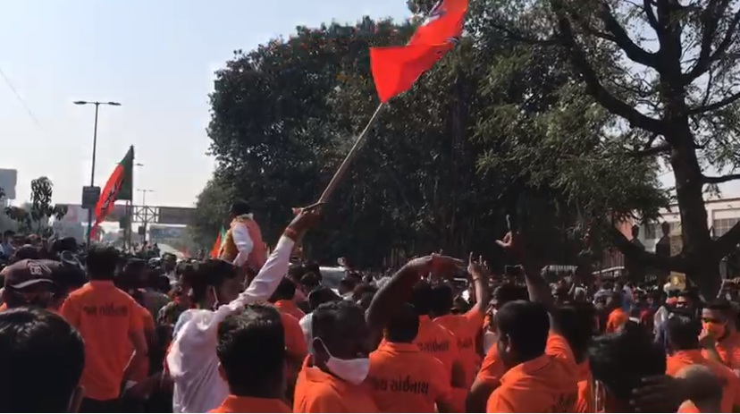 BJP regain power in VMSS elections