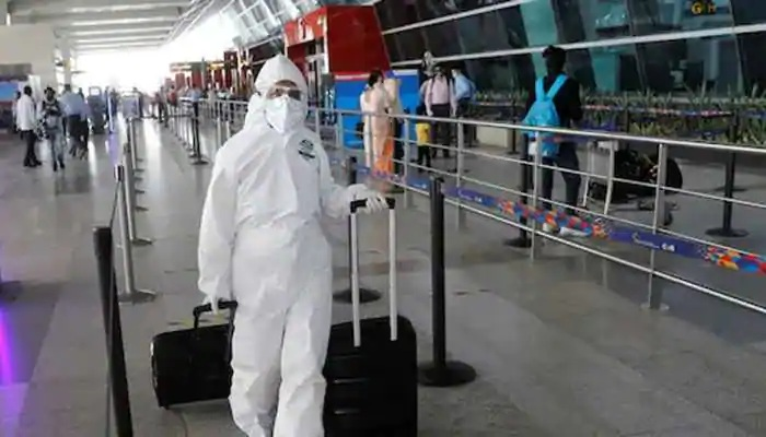 Odisha makes Corona test mandatory for people arriving from five states