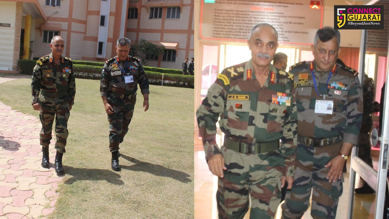 Southern Army Commander expressed pride and confidence after visiting Konark Corps