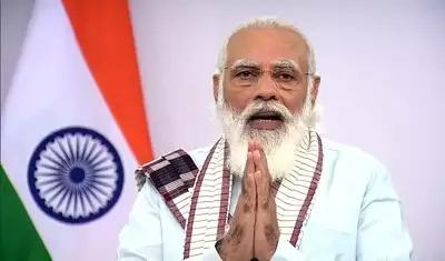 PM Modi appeals every eligible person to take Covid 19 vaccine