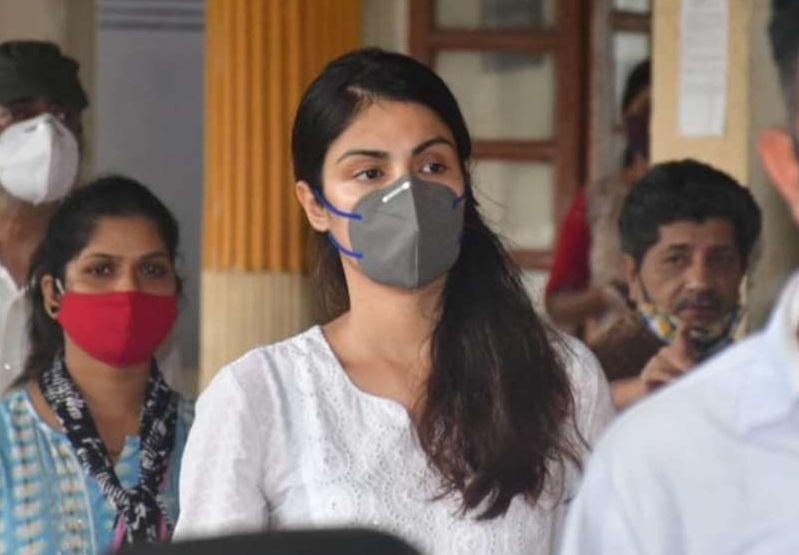 SC to hear NCB's appeal against bail to Rhea Chakraborty today