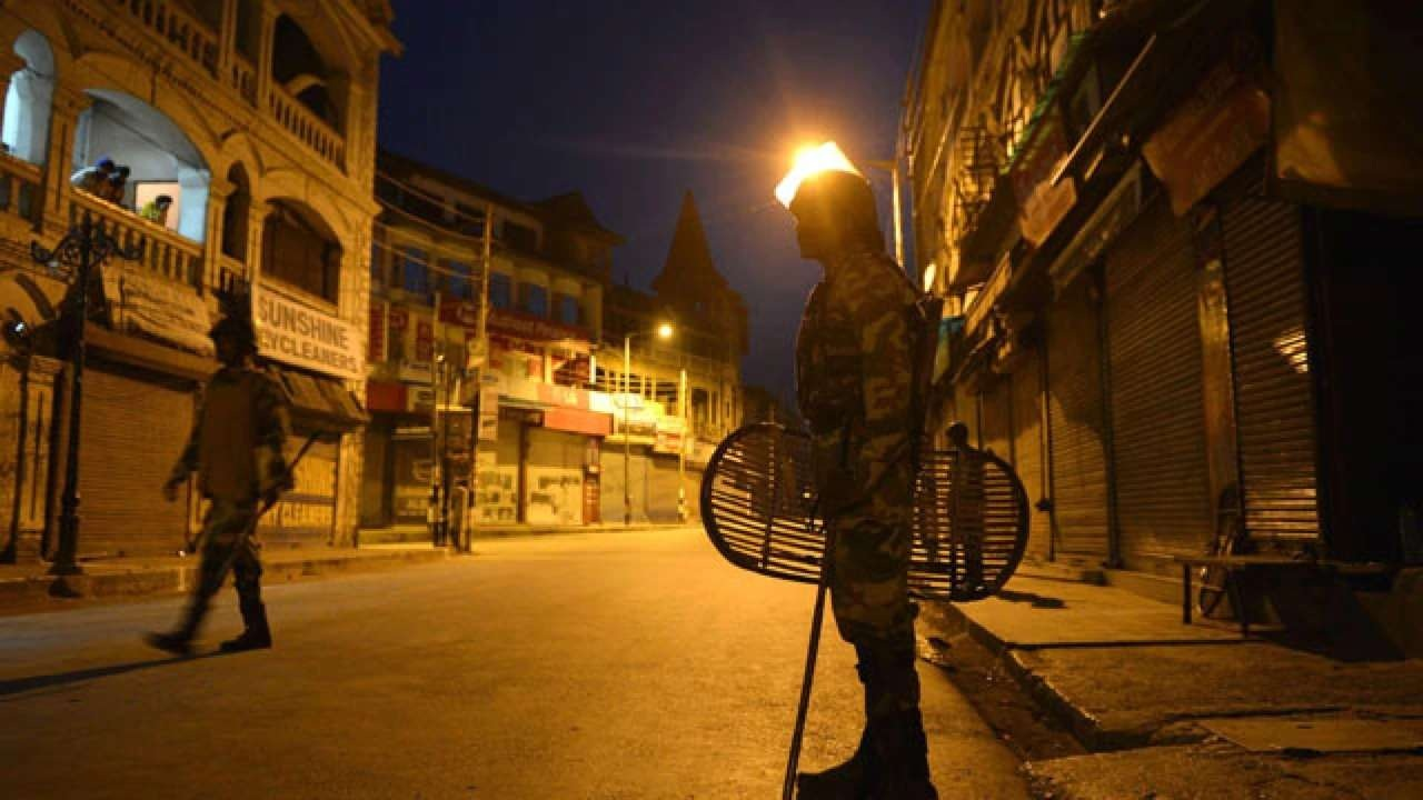 Night curfew in Vadodara from 9pm starting from Friday