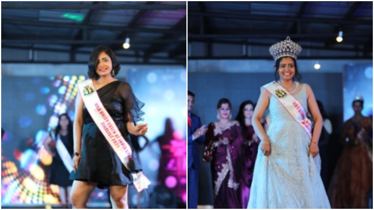 Baroda based nature lover wins beauty peagent to create awareness in people about her initiatives