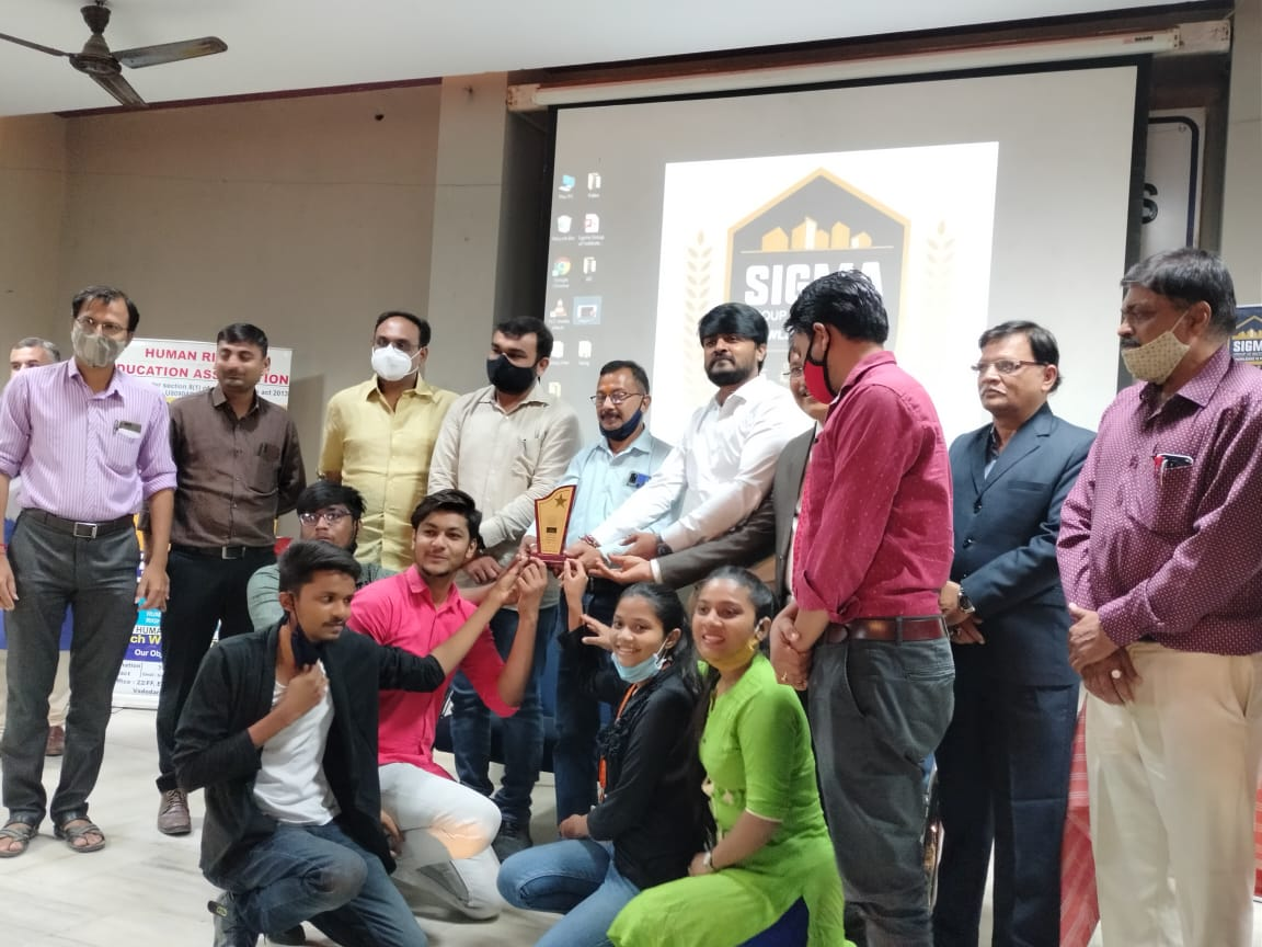 Short film competition on Covid 19 in Vadodara