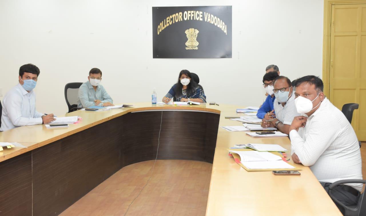Vadodara district completes 98% vaccination of elders and patients with dangerous diseases