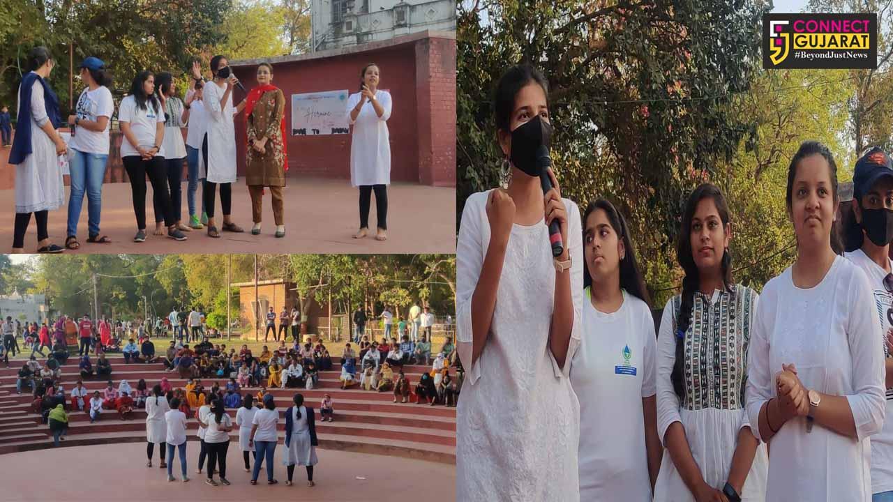 Women's Day Celebration by Oasis Movement in Vadodara