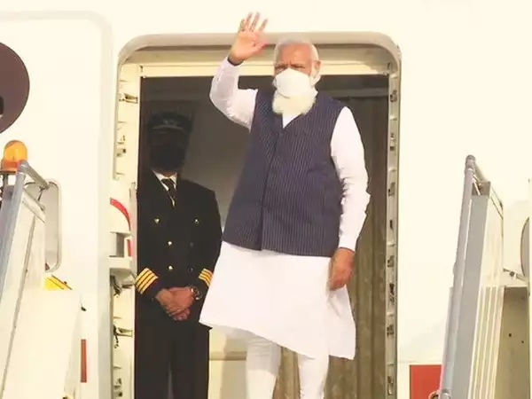 PM Modi leaves for Bangladesh on two-day visit