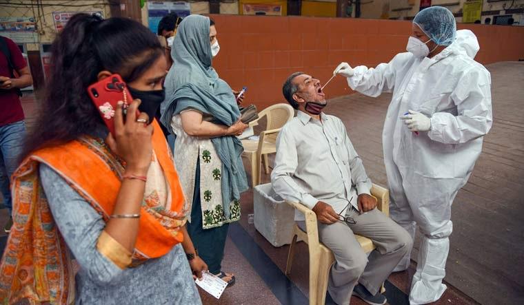 Maharashtra records highest single day surge of over 40,000 new corona cases