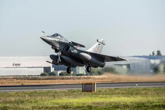 Batch of three Rafale combat aircrafts to reach Gujarat today