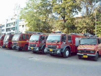 Vadodara fire brigade sealed five more high-rise buildings violating fire safety regulations