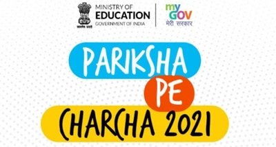 Today is the last day to register for Pariksha Pe Charcha
