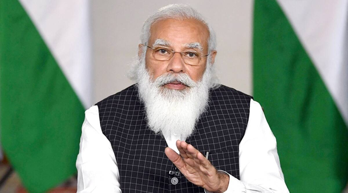 PM Modi: PMFBY protects economic interests of farmers by reducing risk associated with weather uncertainties