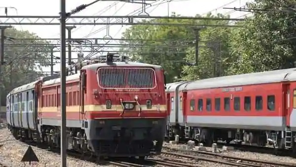 Timings of two trains revised and halt provided to one at Bhatiya station