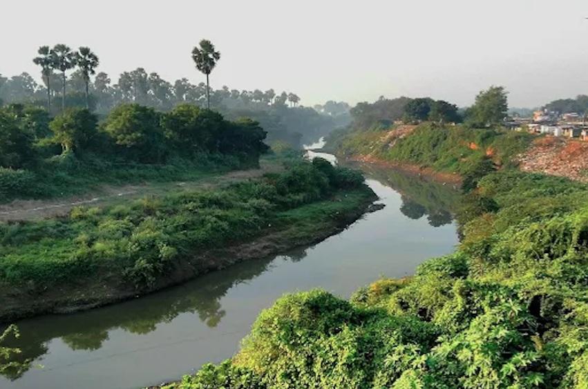 Youth jumped inside Vishwamitri river bridge passing near Kalaghoda in Vadodara