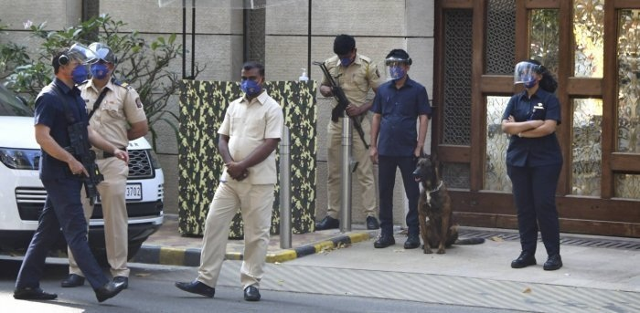 NIA takes over probe of Mansukh Hiren's death case related to explosive laden vehicle found outside Industrialist Mukesh Ambani's house
