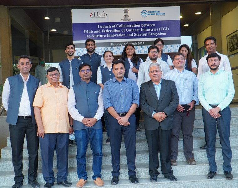 MOU between iHub and FGI to nurture innovation and startup