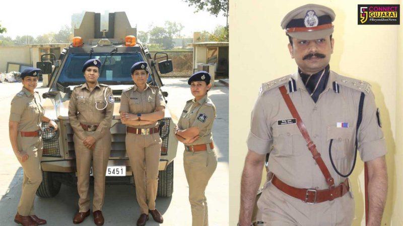 Gujarat female super cops to shine on screen