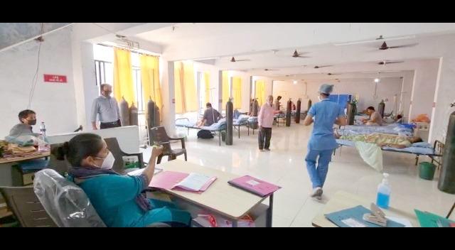 Muslim organisations start covid care centres in Vadodara
