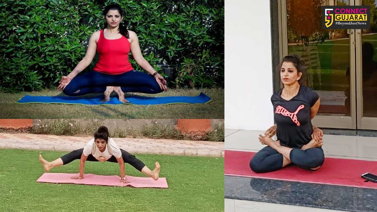 Yoga teacher from Vadodara conduct free online classes for covid patients recovering at home