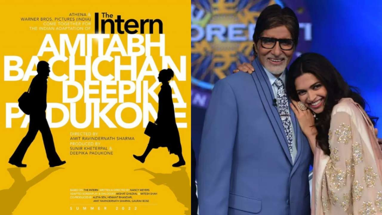 Amitabh Bachchan to step in for Rishi Kapoor in 'The Intern' adaptation
