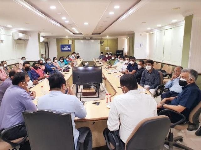Ten hospital inspection teams with 20 Senior Doctors and Professor formed in Vadodara