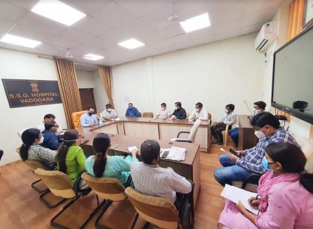 Beds vacant at Gotri and SSG hospitals in Vadodara