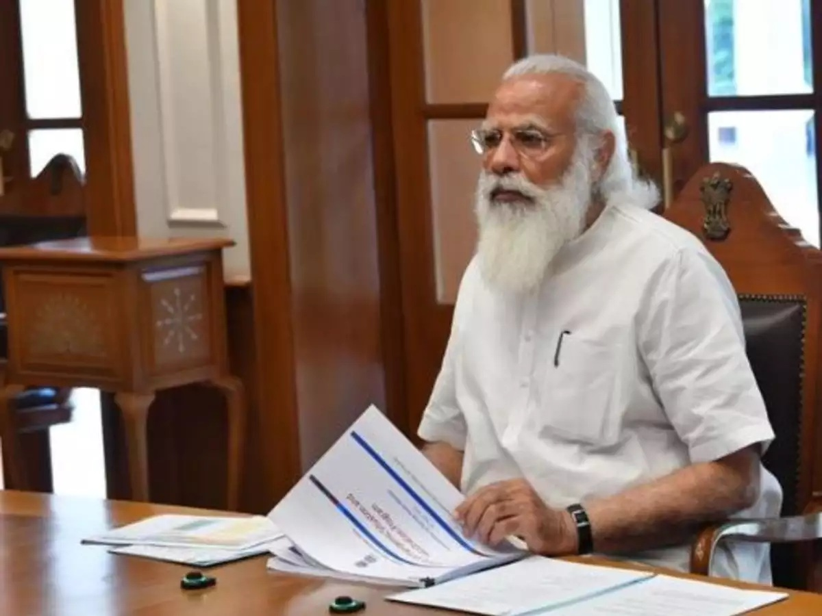 PM Modi holds high level meeting to review COVID-19 situation in country