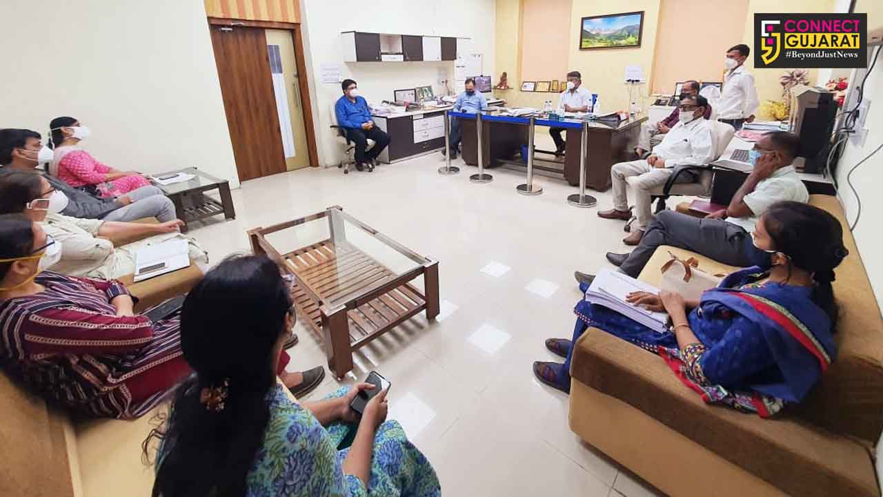 353 patients from outside Vadodara and other states under treatment for covid in two major government hospitals in city
