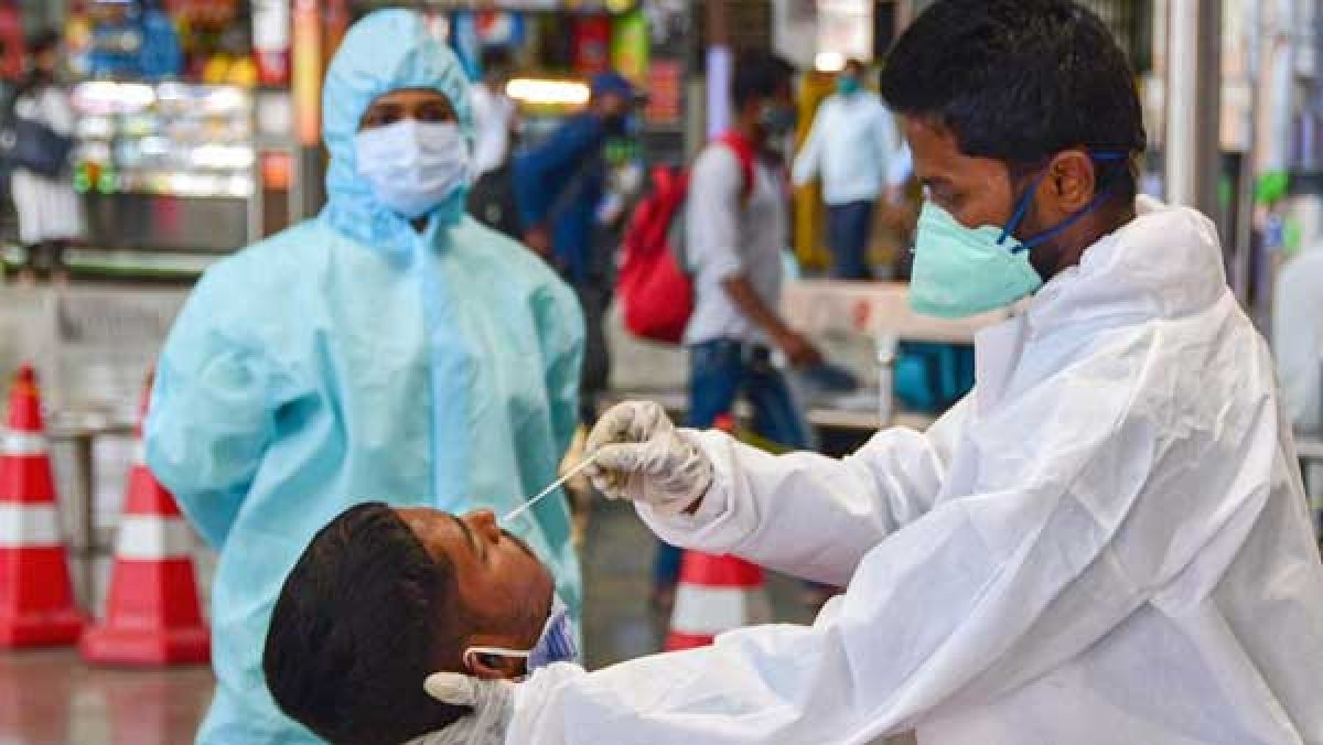 India records nearly 90,000 covid-19 cases in last 24 hours