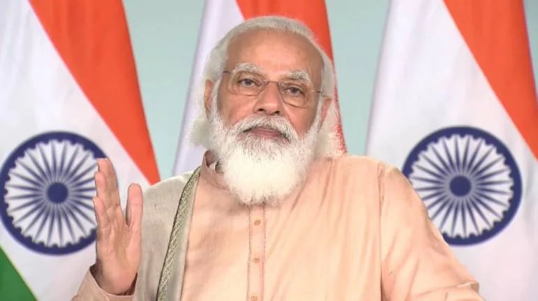 PM Modi calls for mass vaccination against Corona from April 11 to 14