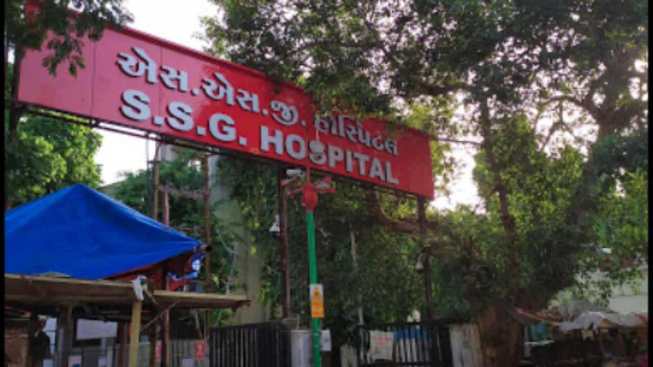 Three Sukhadia brothers from Vadodara get treatment at Sayaji hospital after paying 15 rupees as case fee