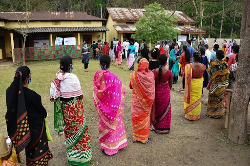 Over 80% voting in West Bengal, 73% in Assam recorded in 2nd phase of Elections