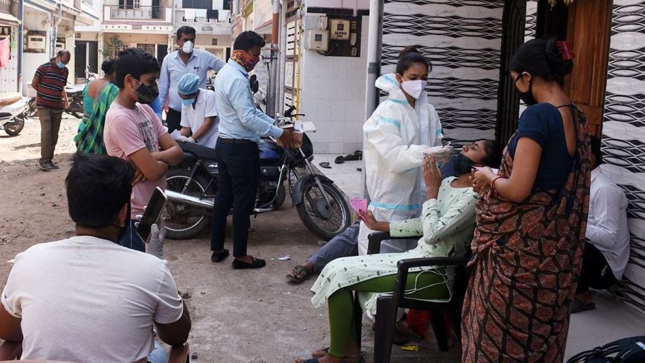 Covid 19 cases reached 31902 in Vadodara after 403 new cases on Friday