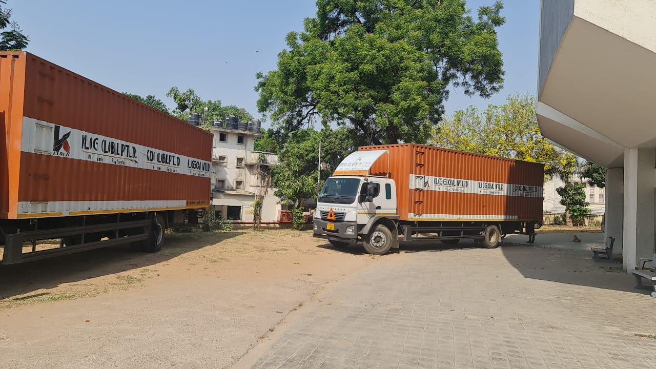 100 ventilators arrived in Vadodara to strengthen treatment facilities
